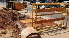 Mangaluru: Double whammy - MCC first spends on laying road, then breaking it