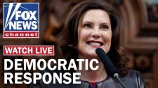 Michigan Gov. Gretchen Whitmer gives Democratic response to SOTU - Fox News