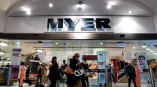 Bargain hunters are in a frenzy after Australian department store Myer announced a massive