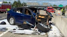 Fatal Tesla crash tied to technology and driver failures, NTSB says
