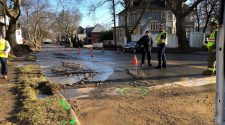 Portion of Route 65 shut down in Avalon due to water main break