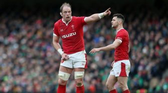 Six Nations breaking news live as Wales fans travel home from Ireland amid Storm Ciara