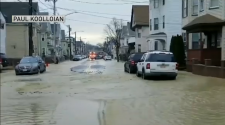 Water Main Break in Chelsea Floods Street, Leaves Damage – NBC Boston