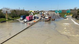 Water main break in Houston causes water outages around city