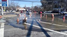 Water main break plagues east side of Brockton over weekend - News - The Enterprise, Brockton, MA
