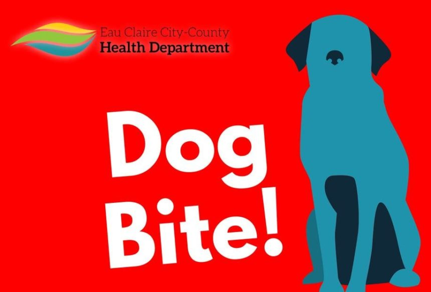 Possible dog bite has Eau Claire City-County Health Department seeking info