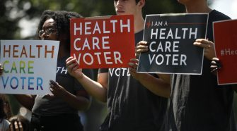How do the Democratic 2020 candidates differ on healthcare?