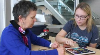 Marystown YCMA program pairs youth with seniors for technology one-on-one | Provincial | News