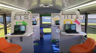 SMART Bus taking technology to homeless students in Osceola County