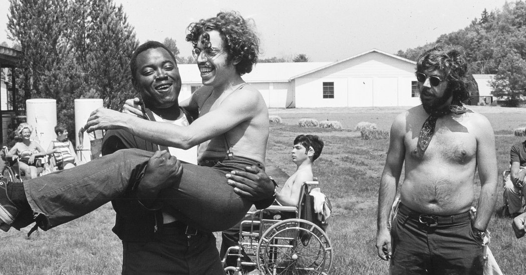 'Crip Camp' Review: After Those Summers, Nothing Was the Same