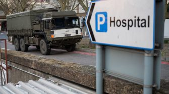 UK asks for 250,000 volunteers to help its health service cope with the coronavirus outbreak