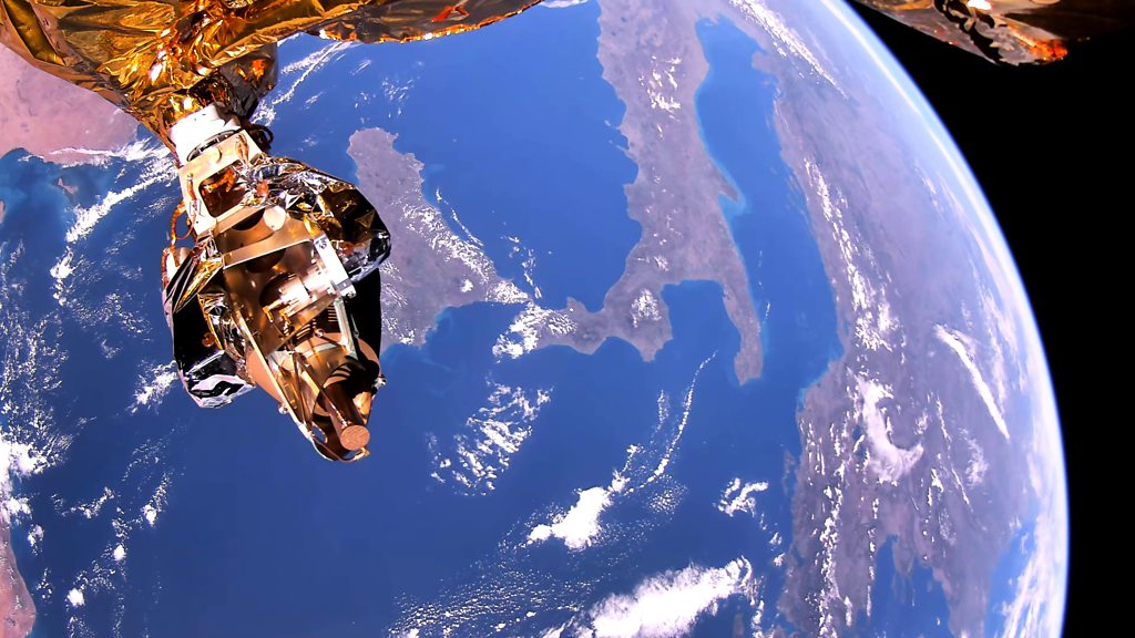 UK firm plans ultra-high definition space videos