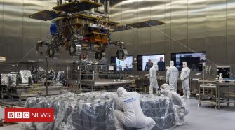Rosalind Franklin: Mars rover mission set for yet another delay