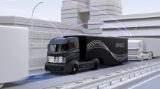 Will Truck Convoying Be The First Viable Commercial Application For AV Technology ?