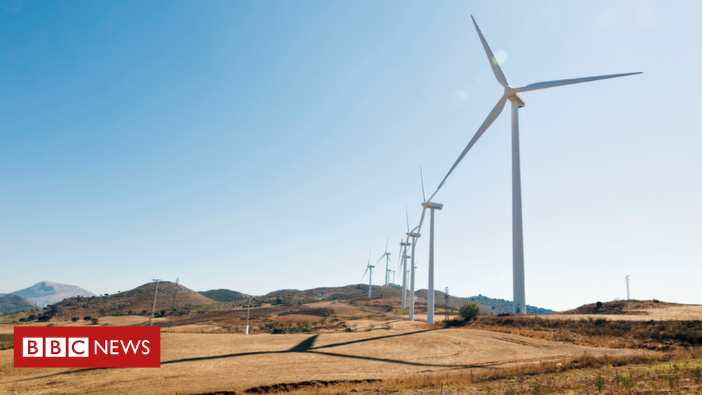 Climate change: Green energy plant threat to wilderness areas