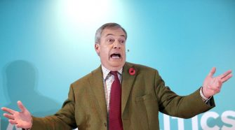 Nigel Farage admits breaking coronavirus lockdown rules - claiming 'common sense'