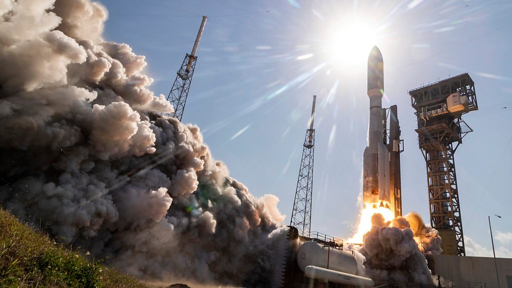 US Space Force launches satellite after short delay