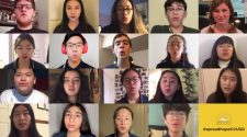 When their high school choir concert got canceled, technology helped them sing anyway