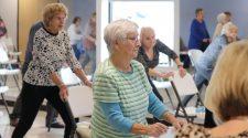 Activity break: retirees enjoy favorite programs at Lebanon Senior Center | Lifestyle