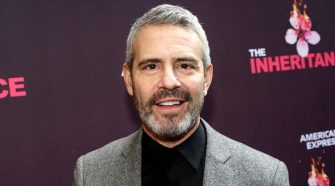 Andy Cohen Reveals He Has Tested Positive for Coronavirus