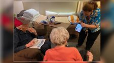 Technology is helping to lift spirits at Bethany Village