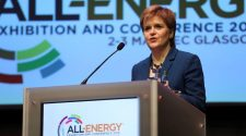 First Minister Nicola Sturgeon