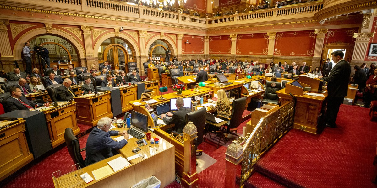 Colorado Legislature Could Extend Its Break By Weeks, But There's Disagreement Over Whether They Have To Make That Decision In Person