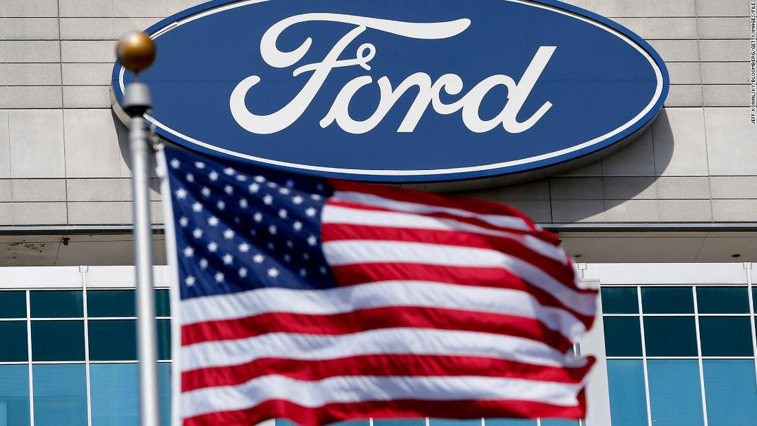 Ford working with 3M and GE to make respirators and ventilators