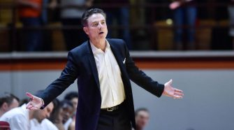 Former Louisville coach Rick Pitino returns to college basketball, hired to be next coach at Iona