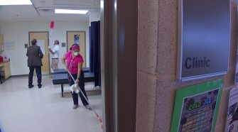 Fort Worth ISD Schools Undergo Deep Cleaning During Spring Break – NBC 5 Dallas-Fort Worth