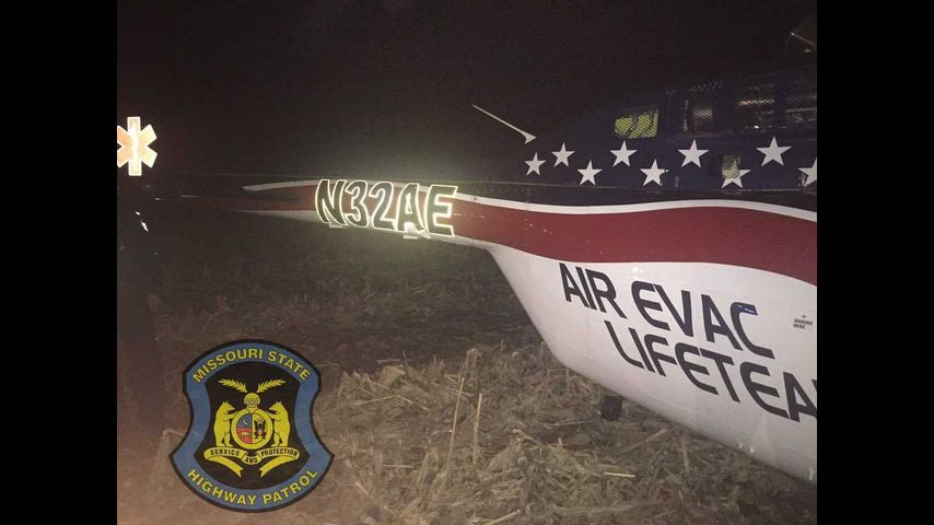 Helicopter emergency landing in Randolph County, records show age is 40 years