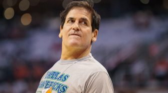 Mark Cuban finds out NBA season is suspended due to coronavirus during Mavericks game vs. Nuggets