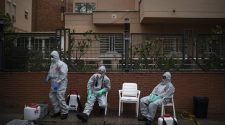 Spain's hospitals at breaking point as infections pass China