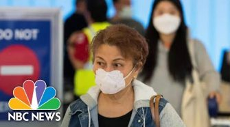 State Of Emergency In Los Angeles County Over Coronavirus Outbreak | NBC Nightly News - NBC News