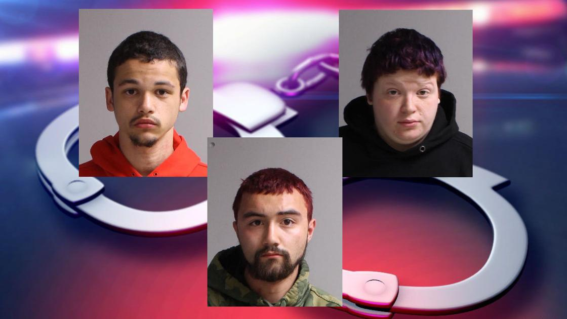 Trio charged with burglary following Limerick Township break-ins | Southeastern Pennsylvania