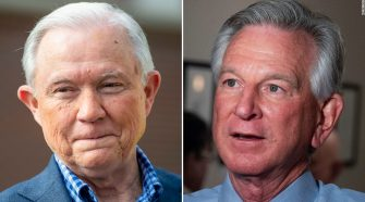 Trump endorses Tuberville over Jeff Sessions ahead of Alabama runoff
