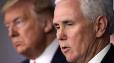VP Mike Pence, second lady Karen Pence test negative for coronavirus, White House says