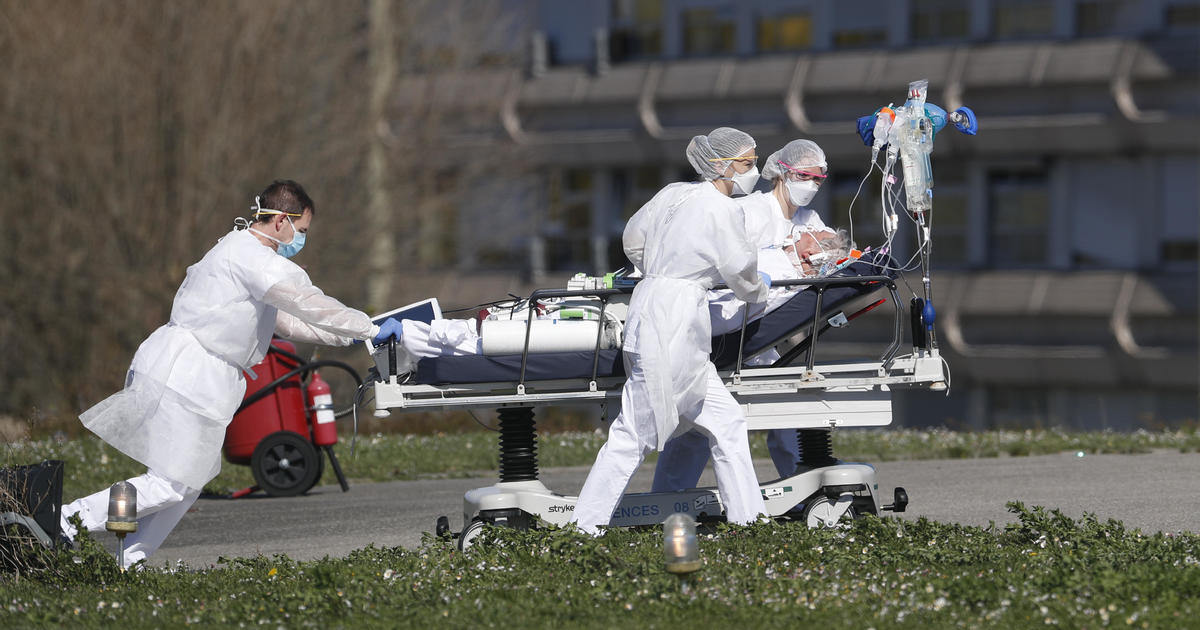 """World Health Organization says """"the pandemic is accelerating"""""""