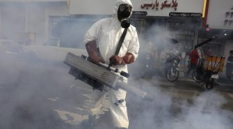 Iran says worsening outbreak could strain health facilities