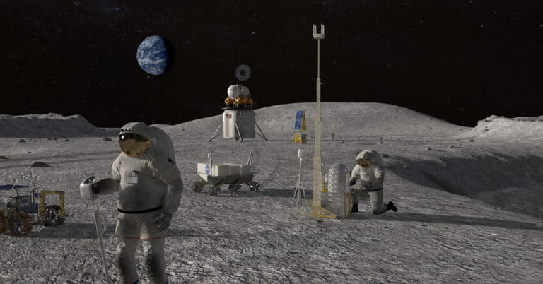 NASA Lays out Its Plans for Building a Long-Term Moon Base