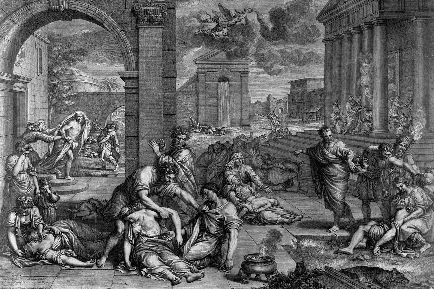 The Coronavirus Is Accelerating Global History Past the Breaking Point