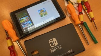 If you break your Nintendo Switch like I did, here's how to fix it