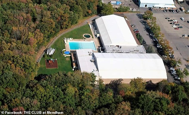 In Morris County, New Jersey, the owner of a tennis club, pictured, was charged after deciding to open his business against emergency orders