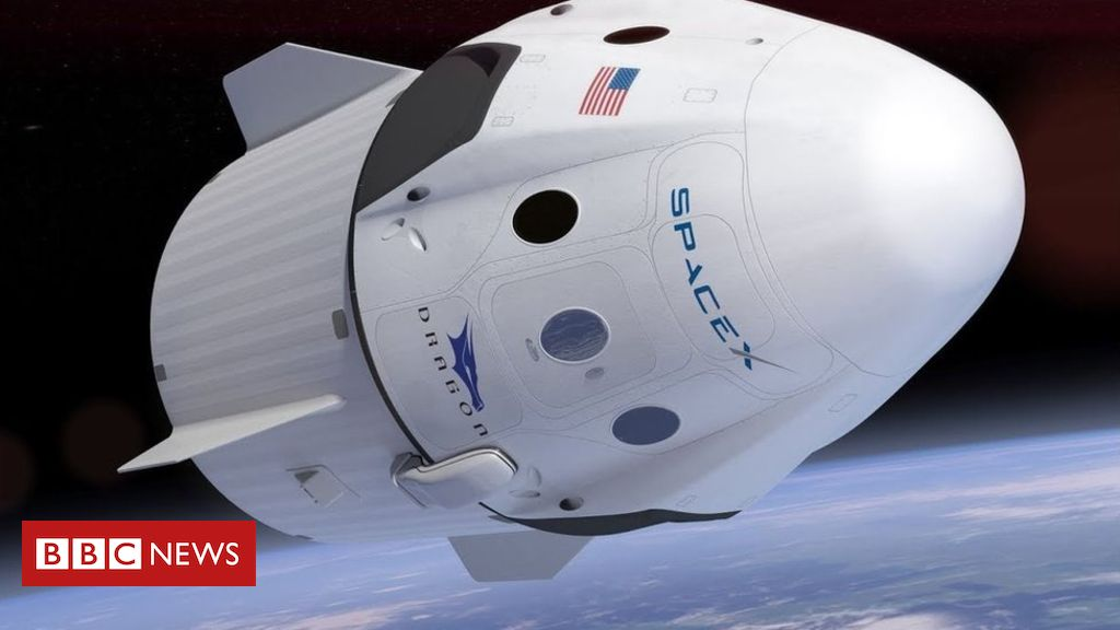 Nasa to launch first manned mission from US in decade