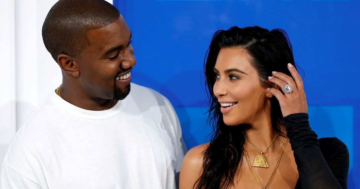 Kim Kardashian and Kanye West 'separated in lockdown' as he takes care of kids