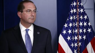 White House weighing plan to replace Azar