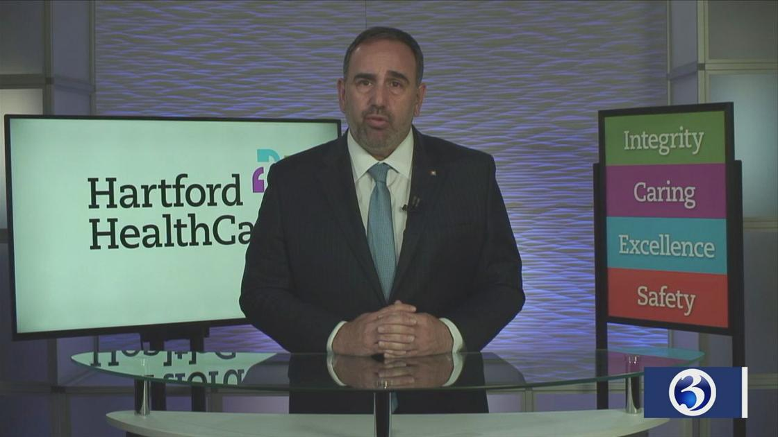 INTERVIEW: Hartford HealthCare's CEO talks about how innovation, businesses and technology are helping fight the virus  