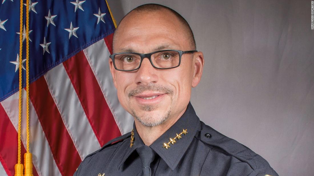 A Florida police chief is on leave after linking a sheriff deputy's death from coronavirus to 'homosexual behavior'
