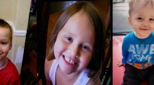 AMBER Alert issued for 3 children