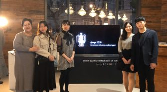 Research Team from College of Art & Technology, CAU Promotes Korean Cultural Heritage to the World